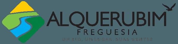 Alquerubim Freguesia - Um rio, um lugar, suas gentes Logo
